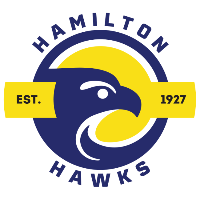 Hamilton Hawks logo